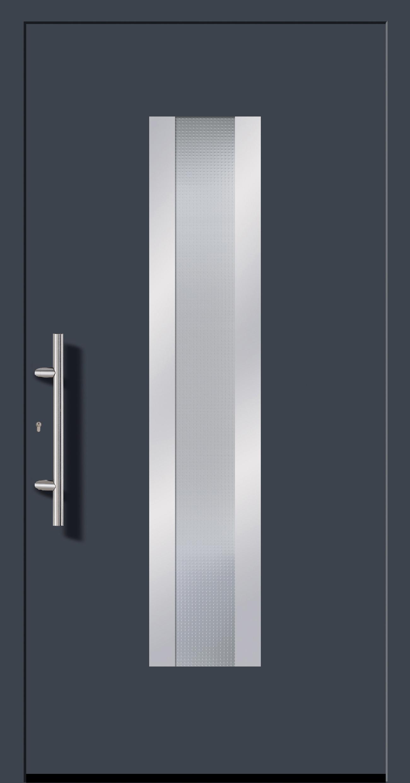 #3A4149 jubileu porta al 170 cor ref 5010al170 porta em alumínio com 5  1124 Portas E Janelas De Aluminio Preços Em Curitiba